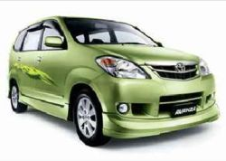 Thailand's top Supplier of Toyota Vehicles including Toyota Avanza