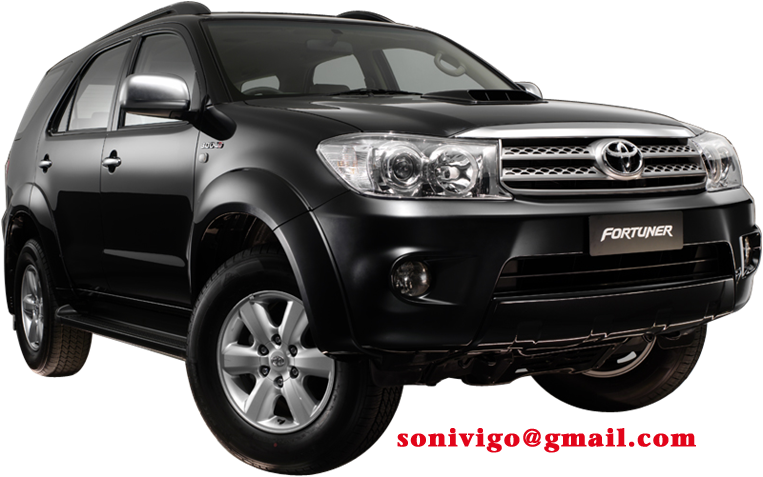 Toyota Fortuner 2010 2009 is now available at Soni