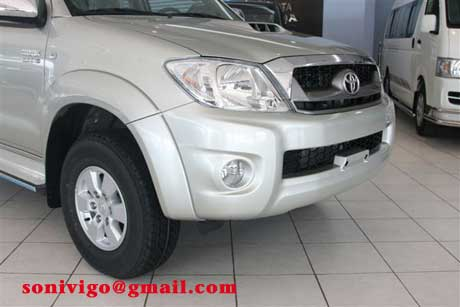 front light of LHD Toyota Hilux Vigo 2010 2009
