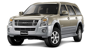 Soni Motors is Thailand's top exporter of Isuzu Mu7 SUVs