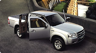 2007 Ford Ranger is very popular