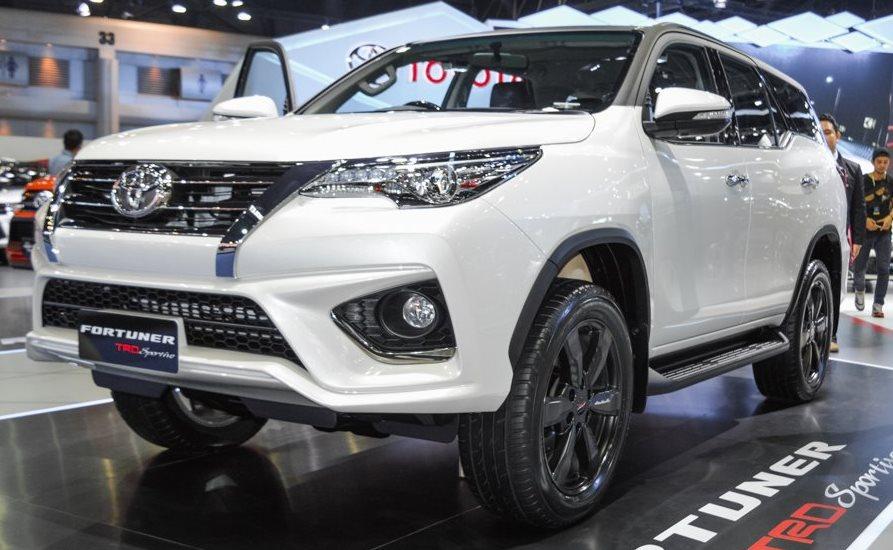 Thailand Sport Utility Vehicles Exporter