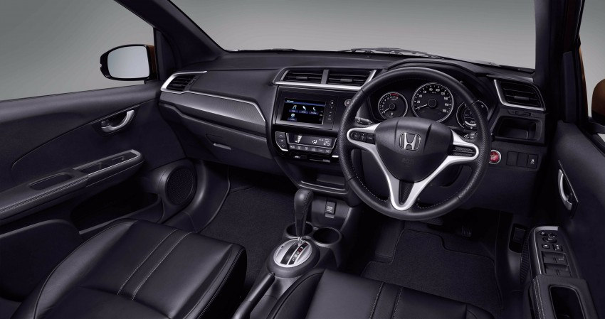 Honda BR-V goes on sale in Thailand – five- and seven-seat variants offered, starting from RM86,600 Image #436307