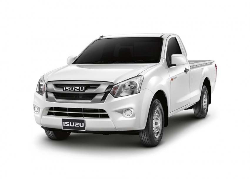Isuzu D-Max facelift – Thailand gets new 150 hp 1.9 Ddi Image #401713