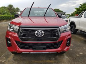 Toyota Hilux Revo Rocco Thailand North Cyprus for sale