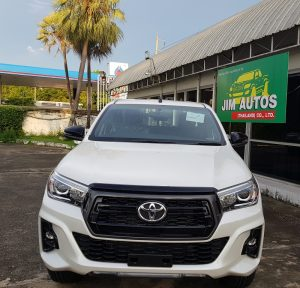 Toyota Hilux Revo Rocco Thailand for sale in Zambia