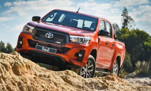 Hilux is robust and reliable with high resale value