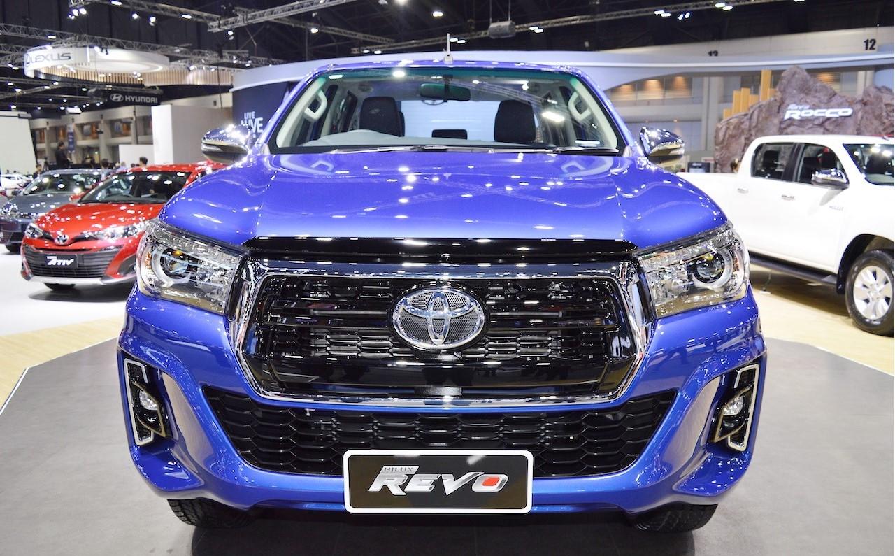Thailand Pickup Trucks Exporter