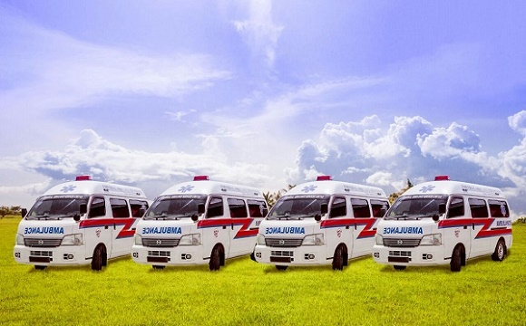 Top Thailand, Australia, United Kingdom, Hong Kong, Japan and Singapore Ambulance mobile clinic exporter to North Cyprus and Asia